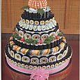 sushi cake^-^
