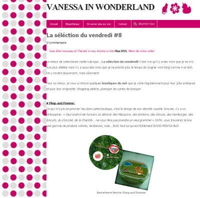 VanessaWonderland