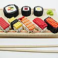 Sushis!!!