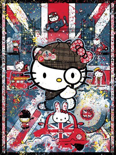 Hello Kitty Hello London