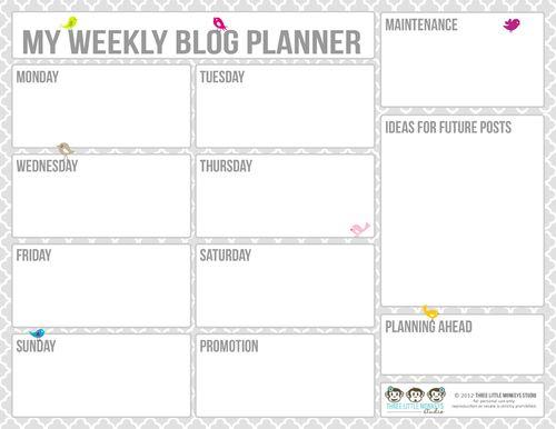 BlogPlanner3