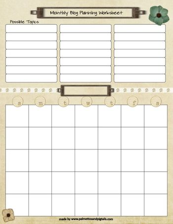 Monthly-Blog-Planning-Worksheet