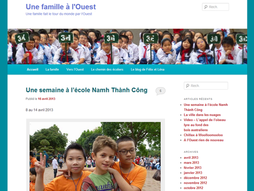 Famille-ouest