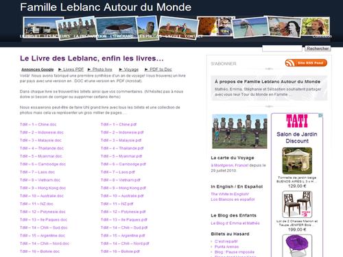 Famille-leblanc