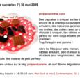 Blog Beauté -Mai 2009