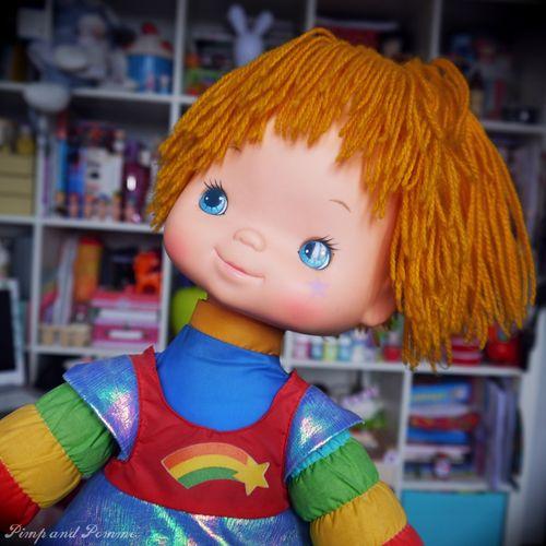 Rainbow Brite-Blondine