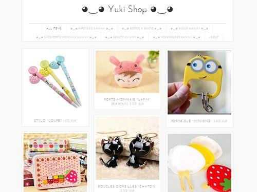 YukiShop