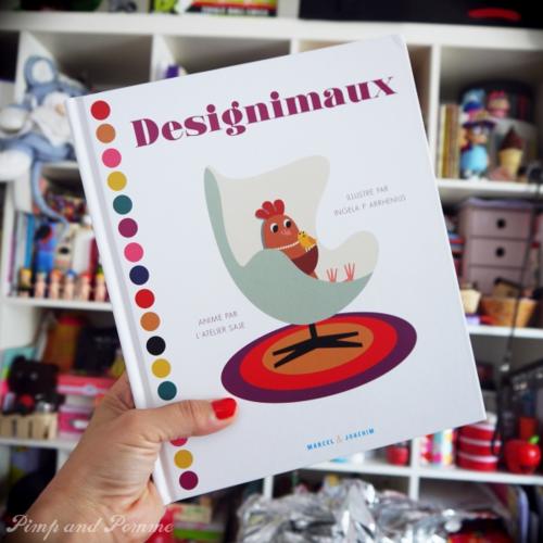 designimaux-marcel et joachim-livre design enfant