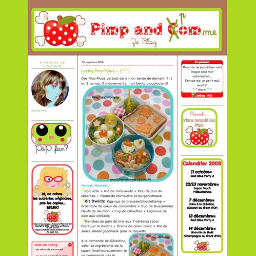 PimpandPomme-2007-2008
