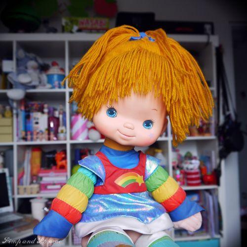 Rainbow Brite - Blondine