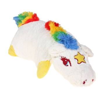 rainbow brite-pillow pet