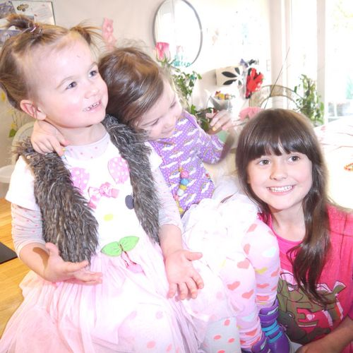Bisounours-Party-3-ans-Alice-Minouchette-Cousines-Time3
