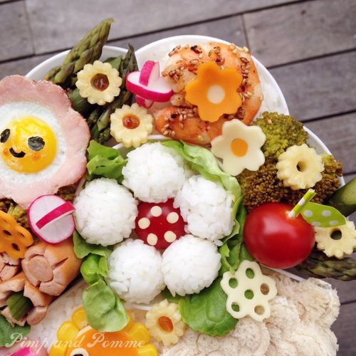 Bento-Kaiseki-Charaben-Alice-Kawaii-Super-Happy-Youpi-Time-Pimpandpomme7