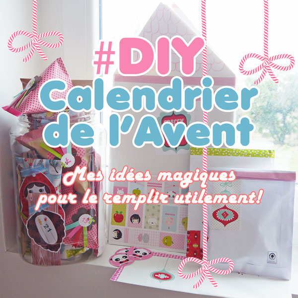 id es magiques pour remplir le calendrier de l 39 avent des minis diy pimp and pomme. Black Bedroom Furniture Sets. Home Design Ideas
