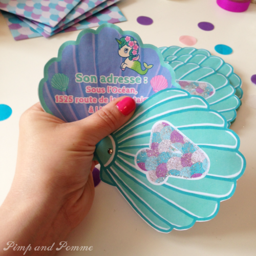 Mermaid-PArty-free-printable-DIY-fête-magique-sirène-paillettes-perles
