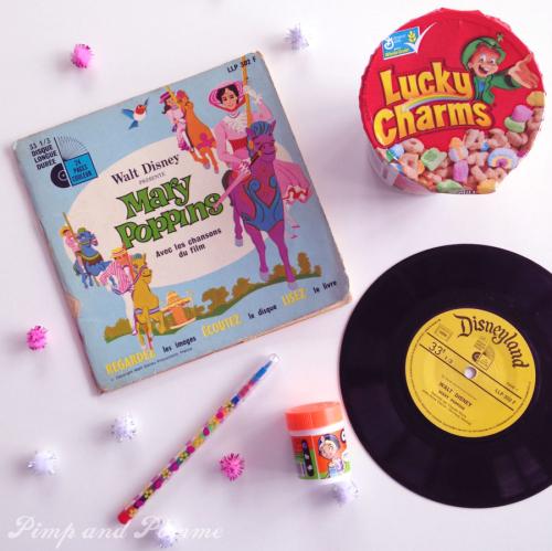 Generation-Souvenirs-80s-MAry-Poppins-Livre-Disque-33-Tours-Disque-Longue-Duree