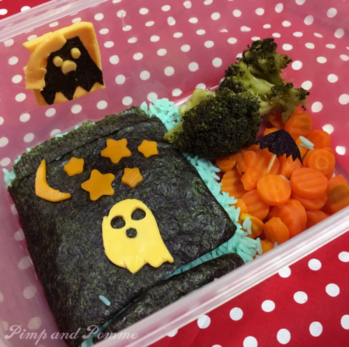 DIY-Bento-HALLOWEEN-freaky-food-Cute-kawaii-8