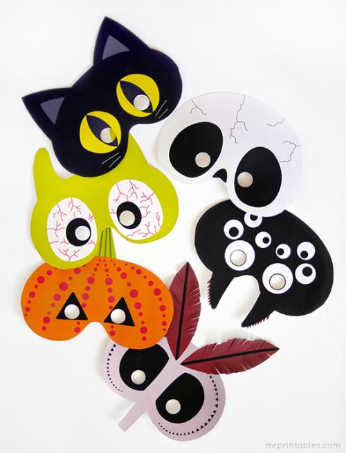 Mrprintables-printable-halloween-masks