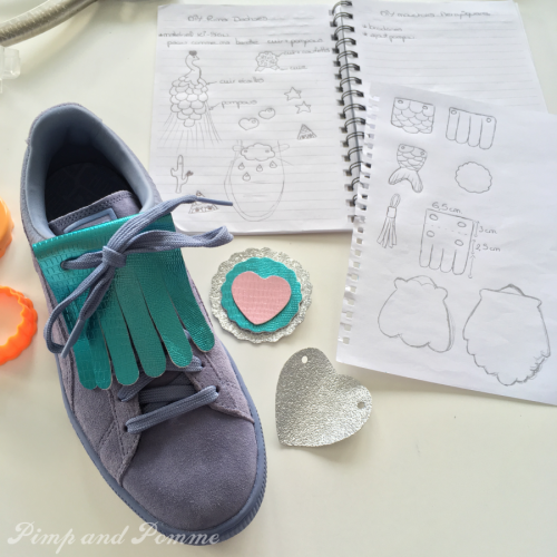 DIY-franges-baskets-sirenes-mermaid-shoes-4