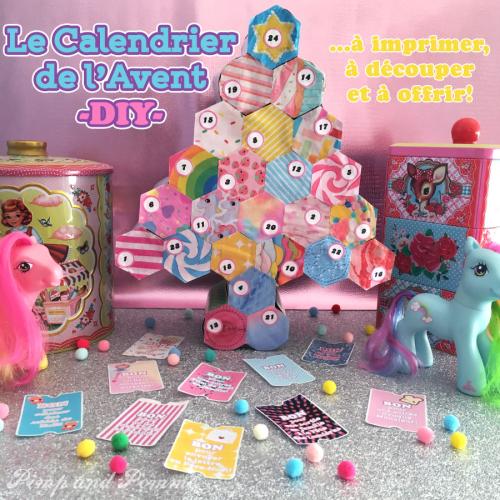 DIY-Calendrier-de-l-Avent-a-imprimer-couleurs-rainbow-kawaii