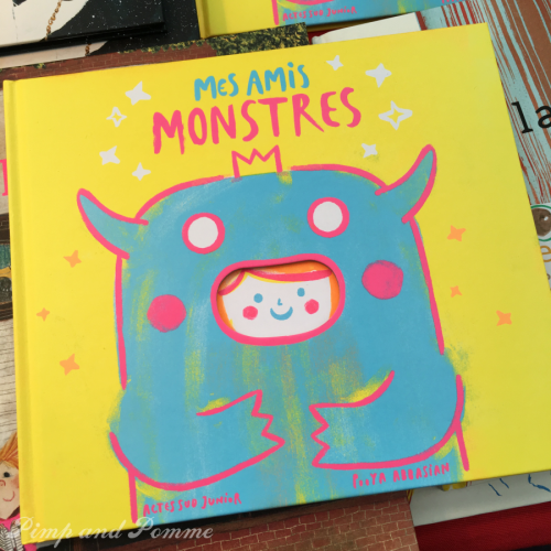 Mes-amis-monstres