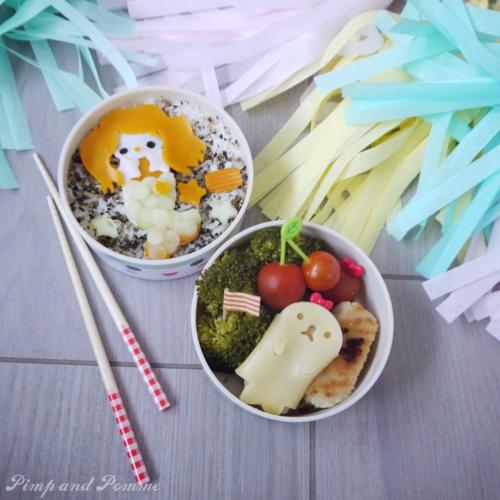 bento-mermaid-sirène-food4good-poisson-bio-cute-food-charaben