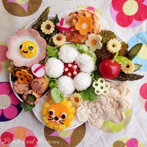 Bento-Kaiseki-Charaben-Alice-Kawaii-Super-Happy-Youpi-Time-Pimpandpomme4