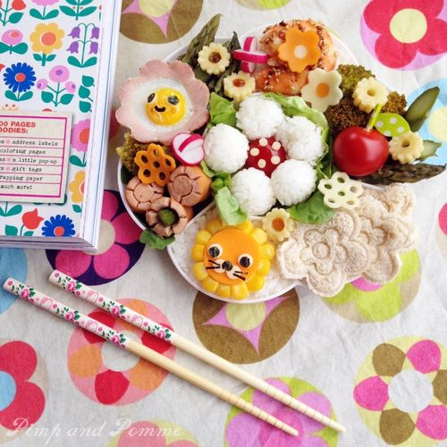 Bento-Kaiseki-Charaben-Alice-Kawaii-Super-Happy-Youpi-Time-Pimpandpomme2