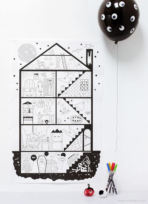 Giant-halloween-coloring-page