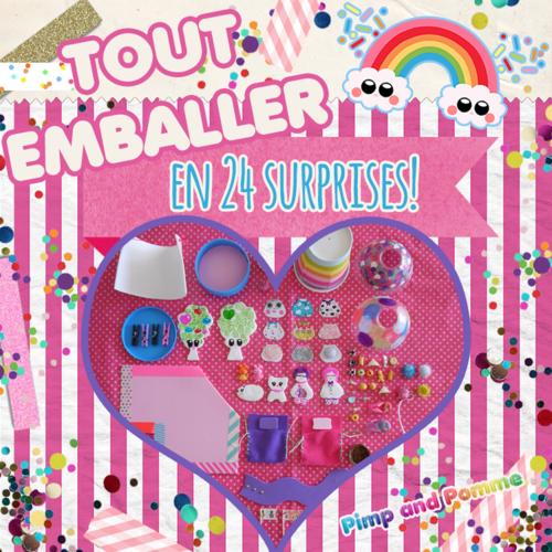 Emballer-Monde-Magique-Calendrier-Avent-Wrapping-Gift-Idea-PimpandPomme-DIY