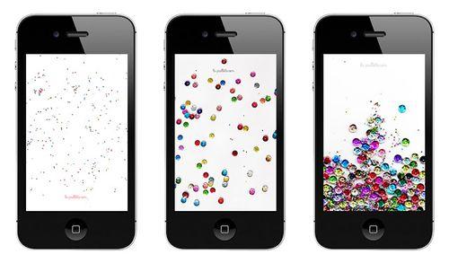 Iphones paillettes