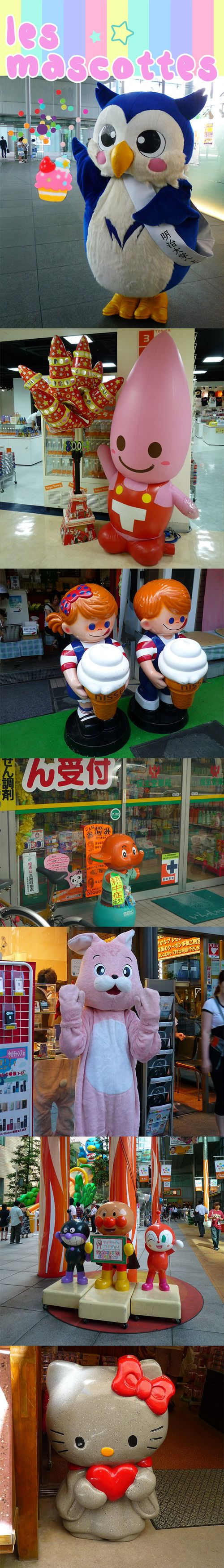 Mascotte-in-Japan