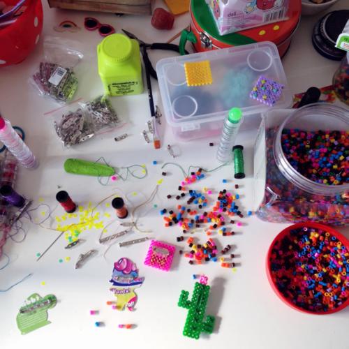 DIY à moi bureau atelier créatif