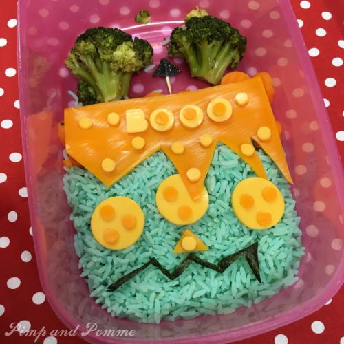 DIY-Bento-HALLOWEEN-freaky-food-Cute-kawaii-2