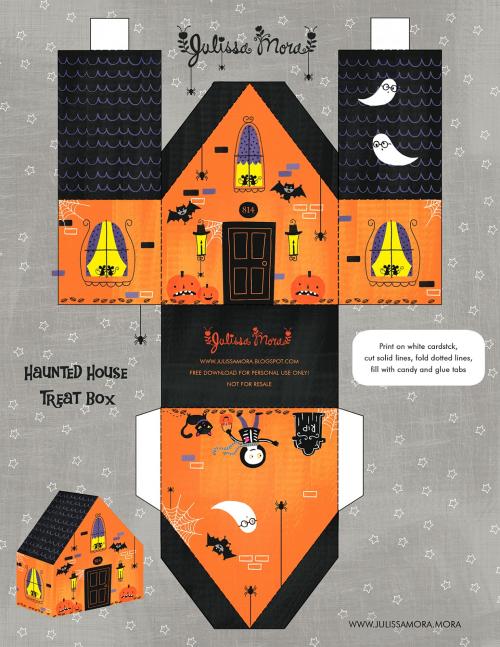 Julissa halloween house