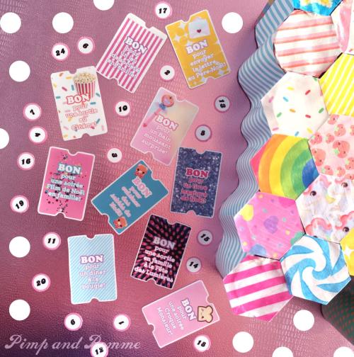 DIY-Calendrier-de-l-Avent-a-imprimer-couleurs-rainbow-kawaii-7