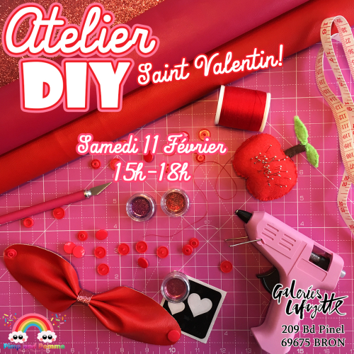 Atelier-Galeries-Lafayette-Lyon-BRON-Saint-Valentin