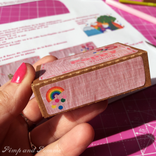 Diorama-Trolls-Poppy-scrapbooking-rainbow