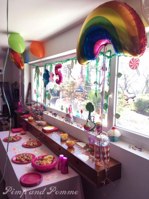 Happy-5-Anniversaire-Trolls-Poppy-Party