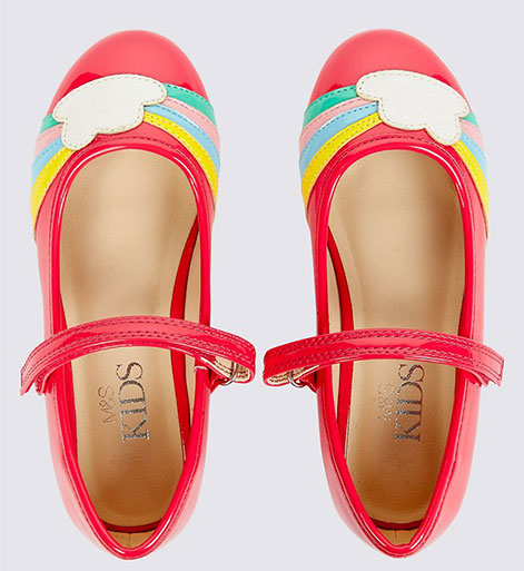 Rainbow-Shoes