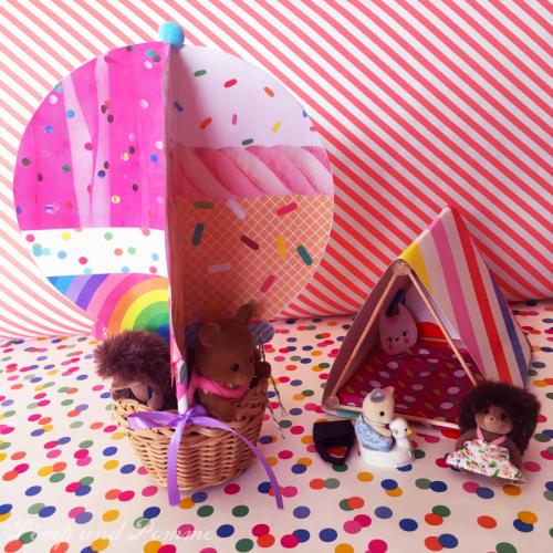 DIY-Air-Balloon-Sylvanian-Families-Petits-Malins-80s-3
