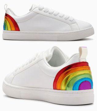 Rainbow-Baskets