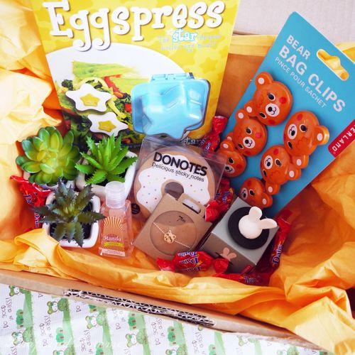 Box exclusive PimpandPomme Ma commode dorée