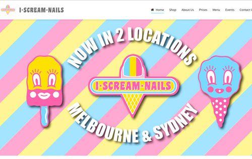 IScreamNails-Sydney-Melbourne-Australia
