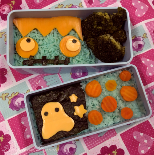 DIY-Bento-HALLOWEEN-freaky-food-Cute-kawaii4
