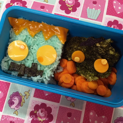 DIY-Bento-HALLOWEEN-freaky-food-Cute-kawaii-6