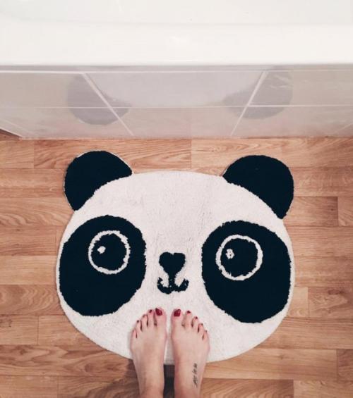 Tapis-panda