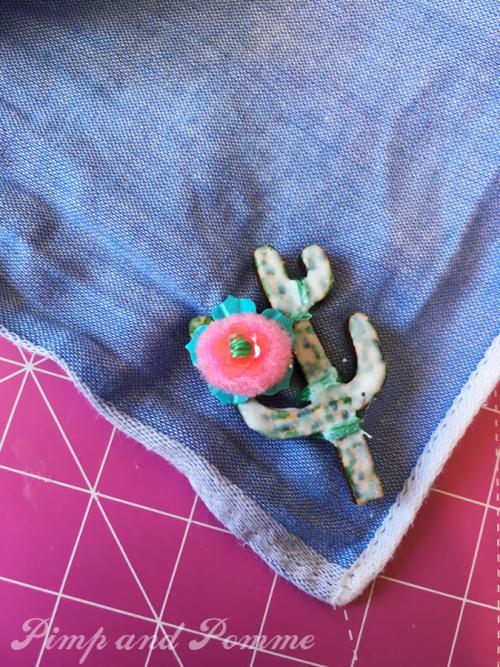 DIY-mouchoirs-cactus-tissus-rainbow-merrysquare-paillettes-sequins-henry-henriette-
