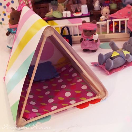 DIY-Sylvanian-Families-Petits-Malins-Tente2
