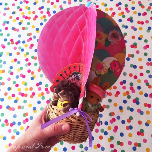 DIY-Air-Balloon-Sylvanian-Families-Petits-Malins-80s